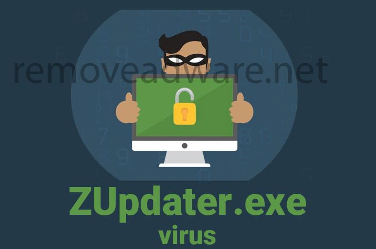 remove ZUpdater.exe
