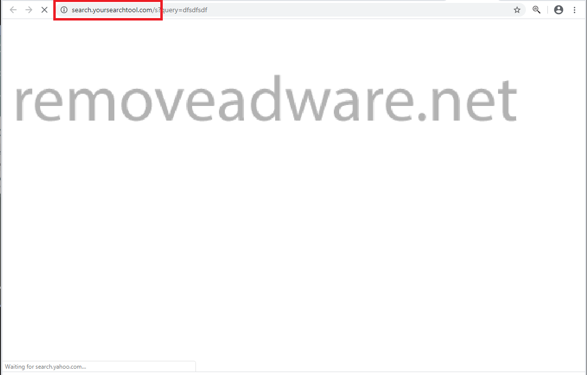 remove Yoursearchtool.com